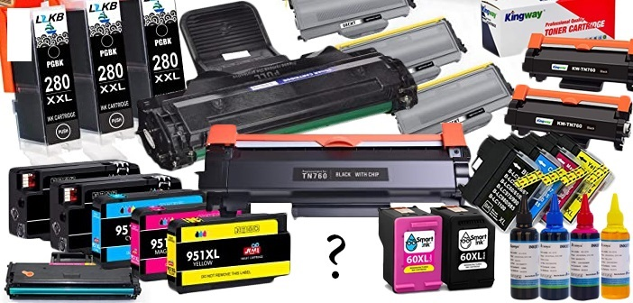 Ink or Toner, Which One is Better?