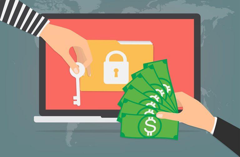 computer screen lock and money