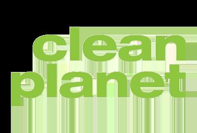Clean planet logo