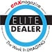 Elite dealer logo enx